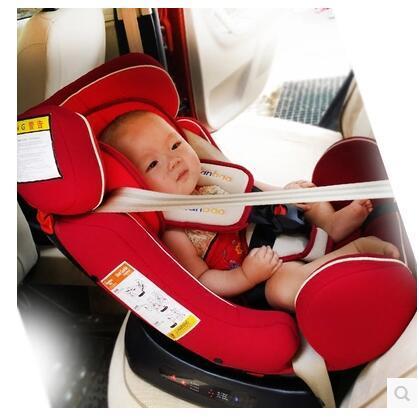 Convertible instalar asientos de seguridad para niños para niños de 0-6 años de edad