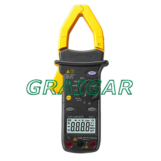 free shipping new 100% MS2101 Digital Clamp Meter /AC /DC Digtal Clamp Meter,Newly arrived high resolution digital clamp meter dt3288 ma ac and dc voltage free shipping