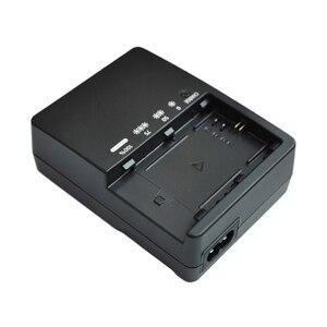 Image 2 - カメラのバッテリー充電器 eu プラグ LC E6E LCE6E LCE6 lc E6 E6E キヤノン eos 70D 60D 6D 7D 5D2 5D3 LP E6 8899