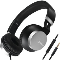 GORSUN GS789 DEEP BASS Headset Music Stereo Headphones Foldable With Mic Voice Control For All Phone