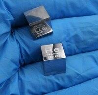 Re Rhenium Metal Высокоточный кубик плотности 10x10x10 мм