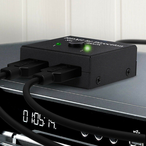Image 4 - Yeni HDMI bi yön anahtarı HDMI 2.0 HD 4K Switcher 1x2/2x1 adaptörü 2 in 1 out dönüştürücü PS4 Pro/4/3 TV kutusu HDMI dağıtıcı