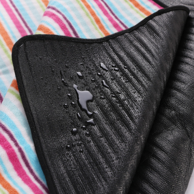 200*200cm Foldable Outdoor Camping Mat Picnic Mat Pad Blanket Baby Play Crawling Mat Waterproof Beach Blanket Tent Pad Mat 3