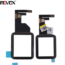 Original Touch Screen For Apple Watch Series 1 38 mm 42 mm Digitizer Glass Sapphire version Black 223x172 mm 4wire new touch glass