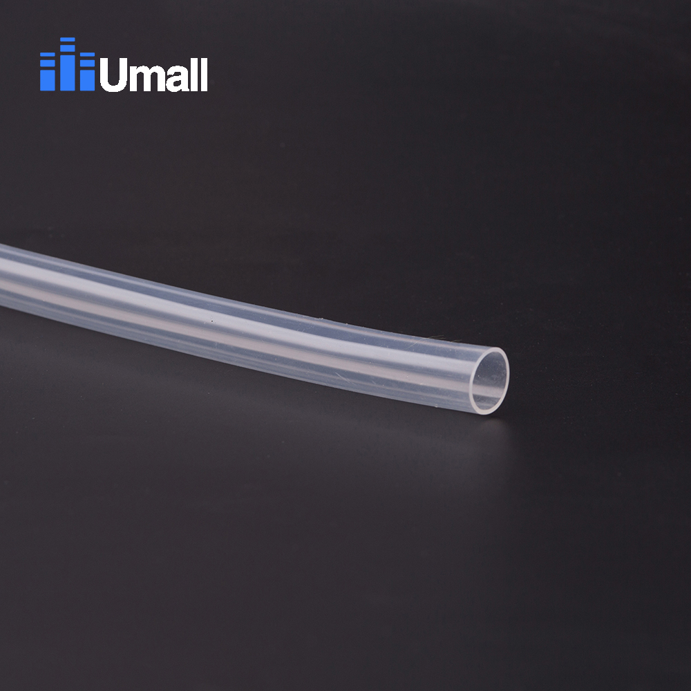 4 9mm Food Grade FDA Silicone Tube Hose Pipe Soft Transparent Resistance Tasteless Non toxic Low Temperature Resistance 10M in Plumbing Hoses from Home Improvement