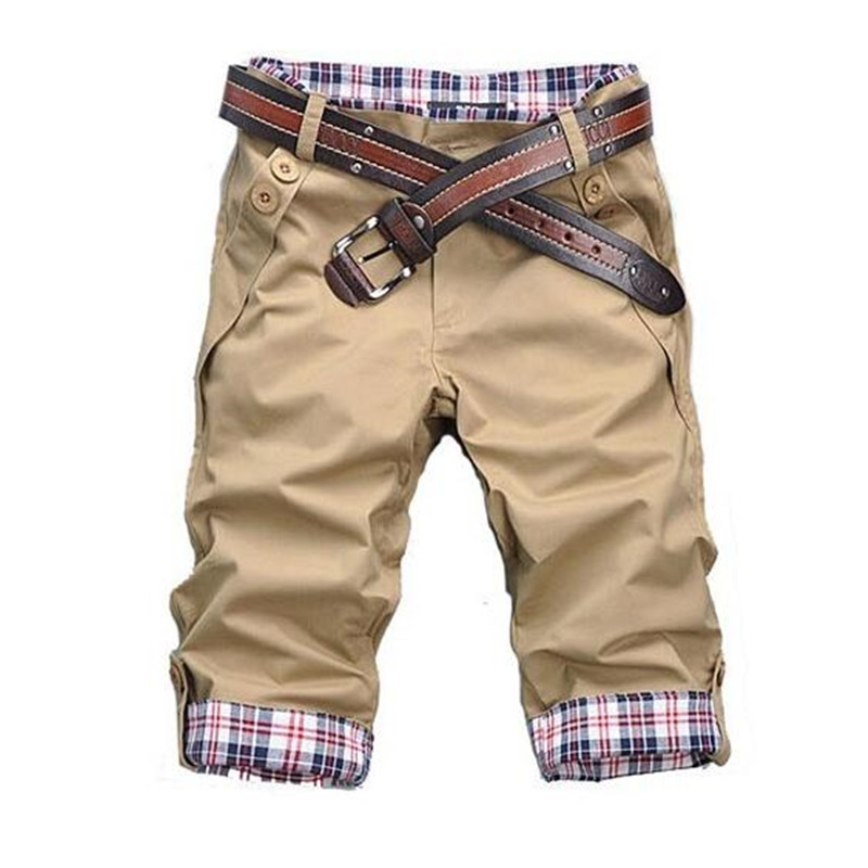 Dwayne Men's Summer Male Casual Solid Comfortable Shorts