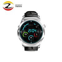 Zoneway F2 Smart Watch MTK6580 Android 5 1 1G 16G support GPS Wifi 3G Heart Rate