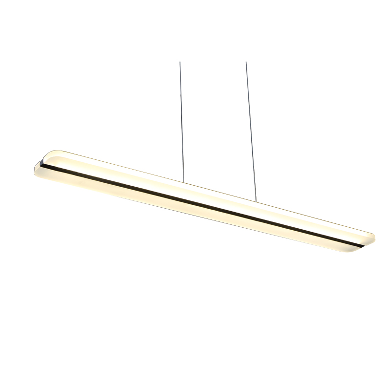 Ecolight Modern Led Pendant Light 40W 90-265V Acrylic Light Pendant for Dinning Room Study Room Loft Pendant Lights