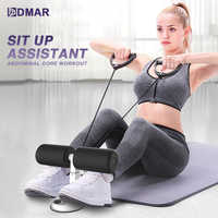 Sit Up Assistant Abdominal Core Workout Fitness Adjustable Sit Ups Exercise Equipment Portable Situp Bench Suction Home Gym
