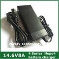 14.6v8a lifepo4 battery charger 4 Series 3.2V*4 14.4V14.6V 8A lifepo4 battery charger LED light shows charge state good quality
