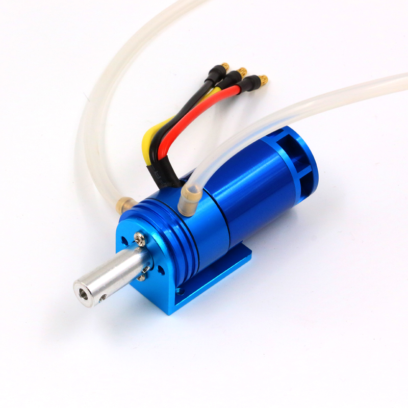FATJAY 2862-2800KV (2-4S) 1500KV (2-6S) RC boat water coolling wind cooling brushless motor outrunner for RC boat