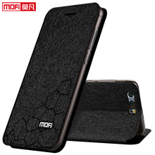 flip case for Huawei honor 9 case stand Honor 9 Cover leather back silicon book Mofi glitter luxury huawei honor 9 case business