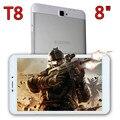 Bobarry 8 polegada computador tablet octa núcleo t8 android tablet pcs 4g lte telefone móvel android tablet pc 8mp ips