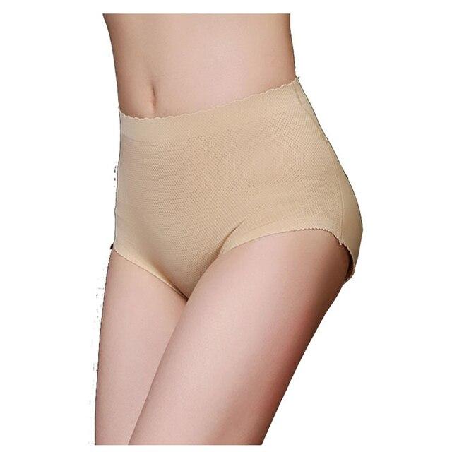 202ae7a66d5c4 New Lady Sexy Butt Hip Up Padded Enhancer Shaper Panties Seamless Soft High  waist briefs Underwear