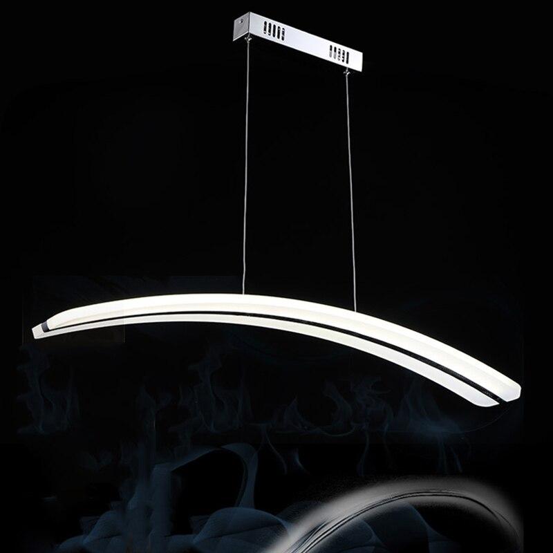 VALLKIN Modern Pendant Lights 38W Minimalist Art Deco Hanging Lamp Fixtures LED Lighting for Dining Room Living Room Cafe Hotel телевизор supra stv lc32st1000w