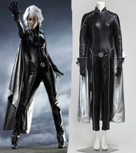 X-men Storm Halle Berry Jumpsuit Costume Various sizes customized High imitation leather