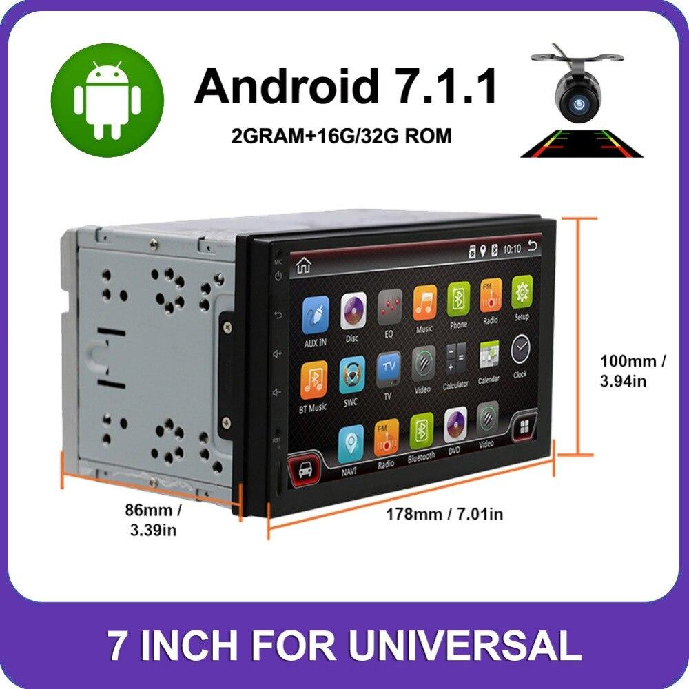 7 Bosion Android polegada dvd do GPS do carro para nissan qashqai x trail-nota almera juke multimídia universal do gps do carro jogador de navegação BT