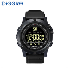 Diggro EX17S Smart Watch IP68 Waterproof 5ATM Pedometer Message Reminder Long Standby Time Outdoor Sports For Android IOS