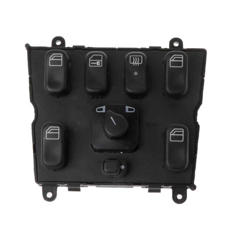 Авто Стайлинг окно мастер консоль панель управления для Mercedes Benz W163 ML320 ML430 автомобилей переключатели