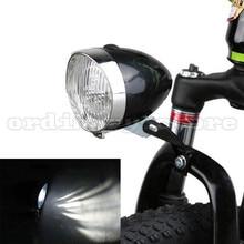 Классический 3 светодиодный Винтаж мотоцикл велосипед фар велосипед передний свет Высокое качество Ретро фары Велоспорт безопасности ночь фара