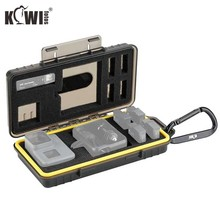 KIWIFOTOS KCB UN1 Carrying Case Can Store Phones/ Music players/Earphones/Batteries/Chargers OR Other Small Electronic Products