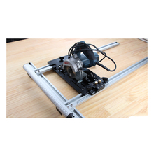 Saw Guide Woodworking Edge Guide Cutting Board Tools for Circular Saw Trimmer Marble Machine, Circular Saw Not Included