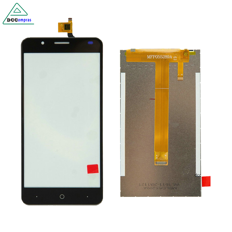For Ulefone Tiger LCD Display Touch Screen Digitizer Replacement For Ulefone Tiger 5.5 Inch Cell Phone LCD+ Repair Tools
