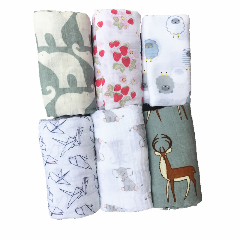 hot sales baby blanket cotton baby muslin swaddle blanket quality Baby Multi-use cotton Blanket Infant Wrap baby diaper removable liner baby infant swaddle blanket 100