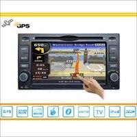 For 2006 2010 KIA RIO Car GPS Navigation System Radio TV DVD BT IPod 3G WIFI