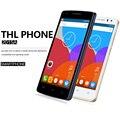 Оригинал THL 2015A 5.0 ''4 Г Смартфон Android 5.1 MTK6735 Quad Core 1.3 ГГц 2 ГБ + 16 ГБ 8.0MP 13.0MP Мобильный Телефон с подарком