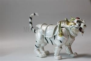 Image 3 - MODEL FANS INSTOCK beta model white tiger/black tiger for Ronin Warriors Yoroiden Samurai Trooper Metal Armor Plus action figure