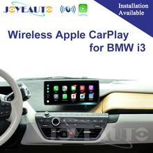 Joyeauto WIFI אלחוטי Apple Carplay רכב לשחק אנדרואיד אוטומטי שיקוף Retrofit NBT i3 2013 2017 עבור BMW תמיכה הפוך מצלמה