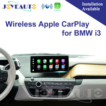 Joyeauto WIFI Wireless Apple Carplay Car Play Android Auto Mirroring Retrofit NBT i3 2013 2017 for BMW support Reverse Camera