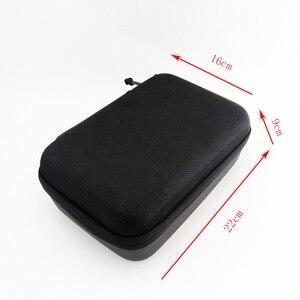 Image 2 - 旅行収納袋防水箱大サイズ移動プロヒーロー 7 黒 6 5 4 3 + セッション Xiaomi 李 4 18K Sjcam Eken カメラハンドバッグ