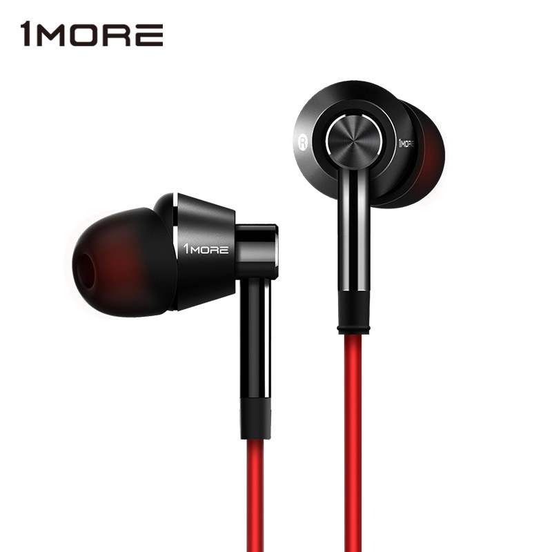 Original Brand 1MORE 1M301 Piston Single Driver In-Ear Earphone Headset with Mic for phone iPhone iPad Samsung Xiaomi Redmi HTC