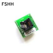 CNV-SOP-NDIP14 adapter SONIX series chip IC Test Socket / Programmer SOP14 to DIP14 adapter(150mil)