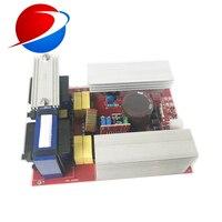500 вт ультразвуковой Печатный генератор печатная плата 20 кГц/25 кГц/28 кГц/30 кГц/33 кГц/40 кГц Частотный регулируемый ультразвуковой генератор к