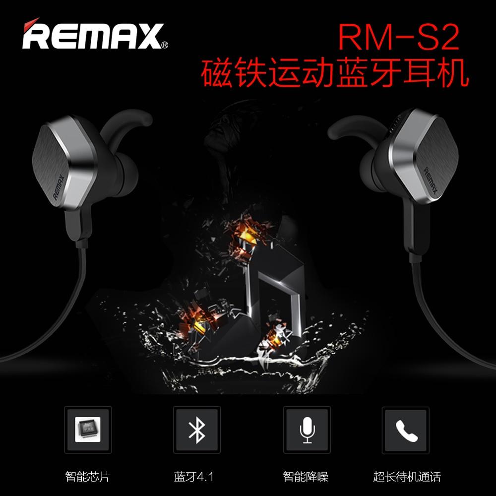 REMAX RM-S2 S2 сымсыз Bluetooth 4.1 магнит - Портативті аудио және бейне - фото 2
