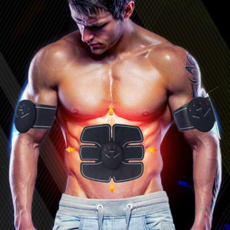 EMS body shaping device
