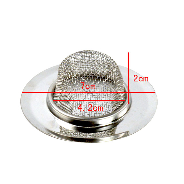 Stainless Steel kitchen utensils Filter Trap