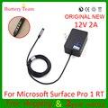 Новый 1512 ноутбук адаптер для Microsoft Surface PRO 1 PRO 2 RT windows Tatblet зарядное устройство 12 В 2A 24 Вт