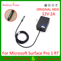 Brand new 1512 laptop adaptador para microsoft surface pro 1 pro 2 janelas rt tatblet carregador 12 v 2a 24 w
