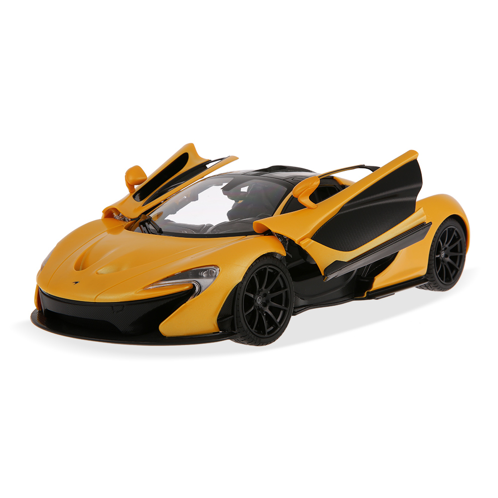 New 75110 27MHz1/14 Scale P1 RC Super Racing Sports Car With Manual Open  Door