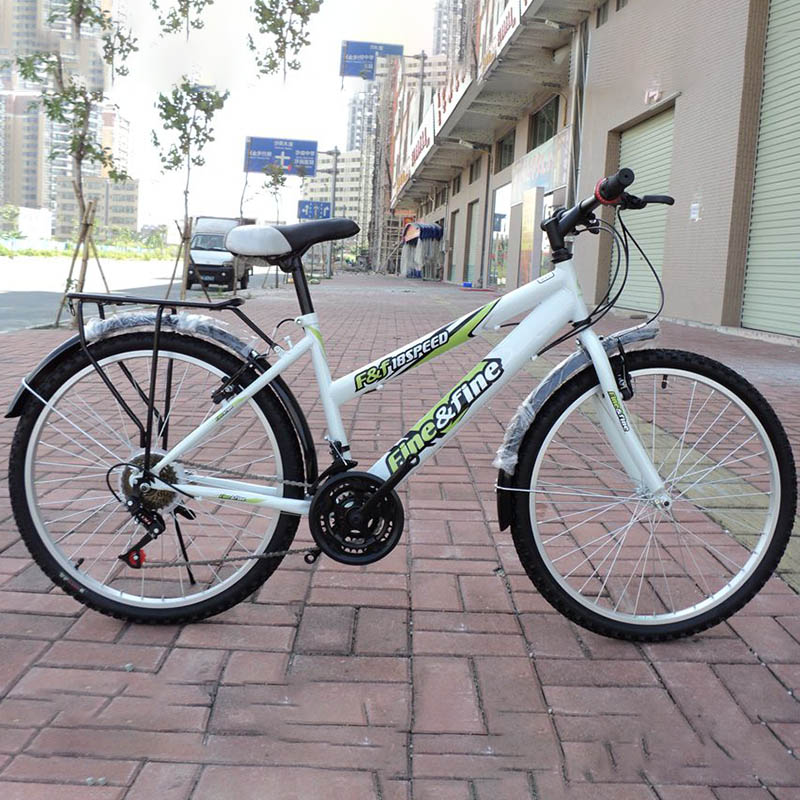 High Carbon Steel 18-speed 24 Inches 40 Spoke Wheel Bike Cycling Wholesale Mountain Bcycle