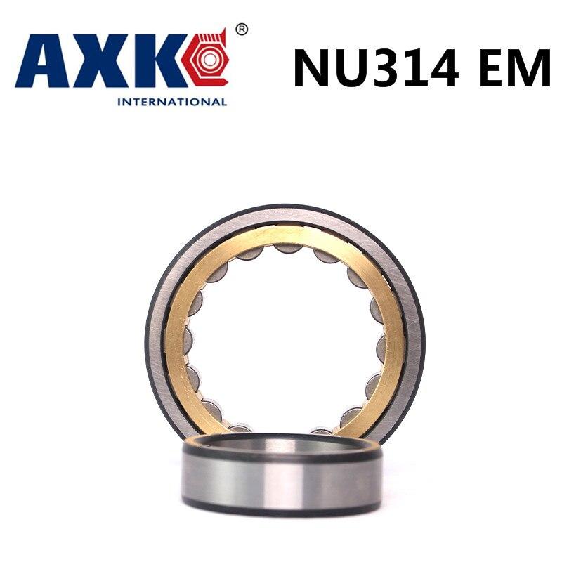 Axk Nu314em Bearingcylindrical Roller Bearing 70*150*35mm mec1308 nu pi3l301dae4