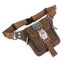 Hot mini retro fashion purse leisure bag soft leather belt and tourism phone pockets