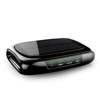 Candimill Mini Solar Powered Air Purifier/ New Design Vehicle Intelligent Car Air Purifiers/ Plasma Air Purifier Timing