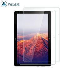 Tempered Glass For Huawei Mediapad T5 10 2019 Honor Play Pad 2 9.6 8.0 Glass For Huawei T3 10 T1 7.0 T5 10 Screen Protector цена и фото
