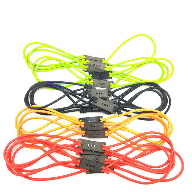 Outdoorhunting 5pcs/lot 1842/1745/2050/3060 type Elastic Catapult Bow Slingshot Rubber Band Hunting Slingshots Accessories 3