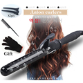 Ceramic Hair Curler Professional LCD Hair Curling Iron Fashion Styling Tools Hairdressing Salons 19/22/25/28/32/38 MM